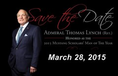 Admiral Thomas Lynch Man of the Year