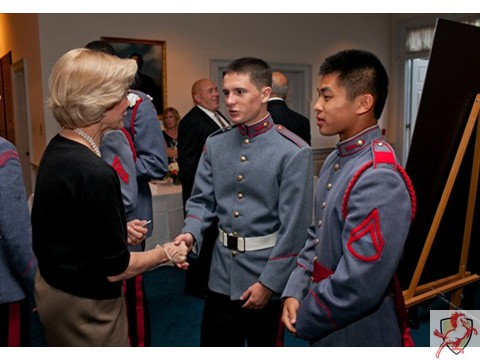 2012 Mustang Scholars Man of the Year - Cadets -6