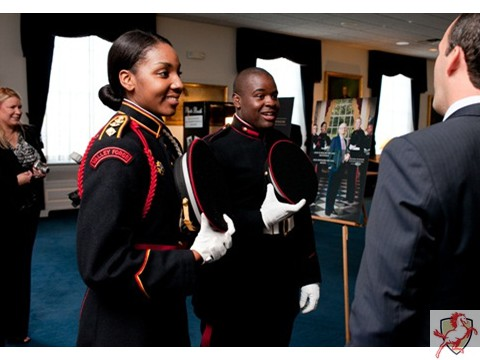 2012 Mustang Scholars Man of the Year - Cadets -2