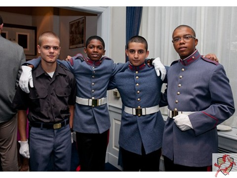 2012 Mustang Scholars Man of the Year - Cadets -8